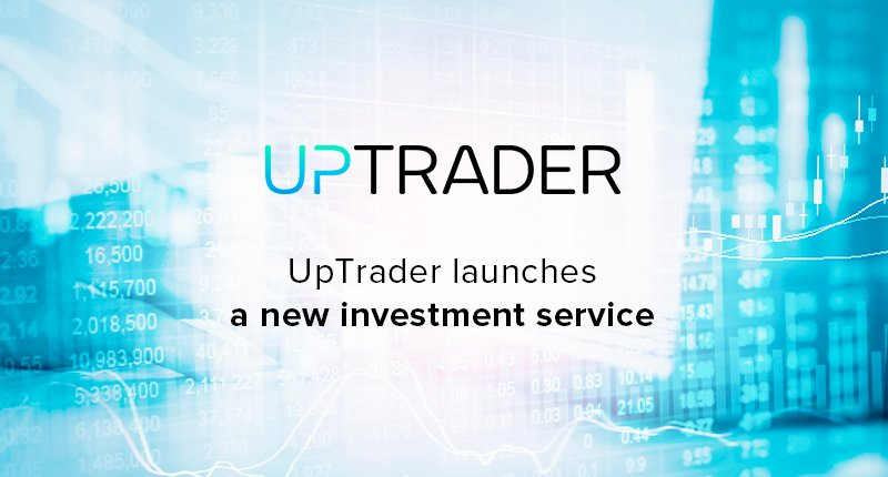 UpTrader launches a new investment service