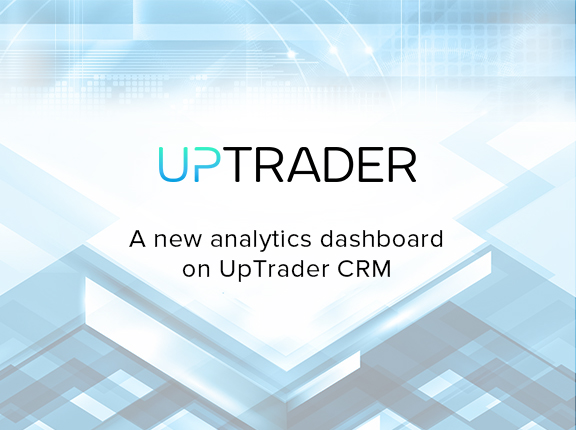 UpTrader CRM Has Added a New Visual Report System