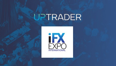 UpTrader at iFX Expo Asia 2017